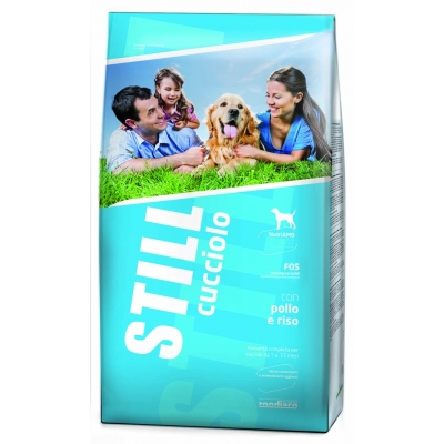 Complete nutrition formula for active/ sporting dogs with chicken, beef and rice