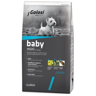 Complete pet food with chicken, beef and rice for intensively active adult dogs