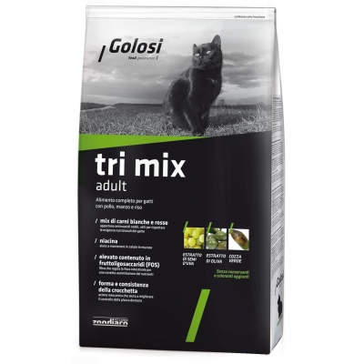 Complete pet food with Chicken and rice for Sterilised picky cats