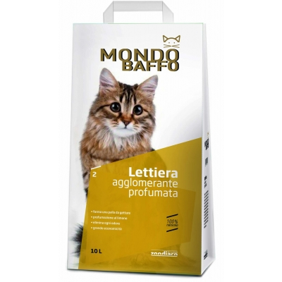 Complete pet food full of fresh chicken and rice for kittens from 1 to 12 months old
